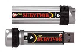 Rugged Flash Drives Corsair Aluminum Flash Drive Can Survive At 650 Feet Underwater