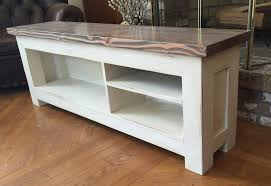 distressed storage bench bedroom why not a distressed storage