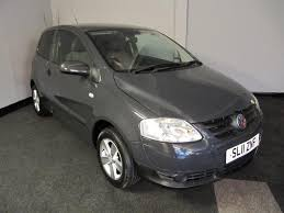 Used Volkswagen Fox Grey For Sale Motors Co Uk