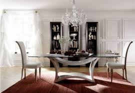 Chic Dining Room by Luxury Dining Room Ideas As Value Point At Your Home Dining Room