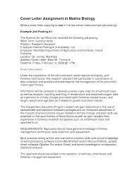 sample biotech cover letter 9 best images of excellent cover