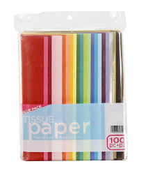 amazon com artverse 100 piece tissue paper 20 x 26 inch