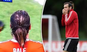 gareth bale new haircut euro 2016 wales gareth bale hair loss reveals shocking bald