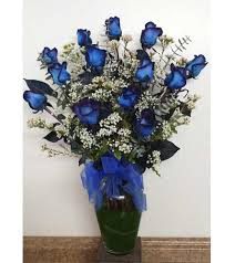 how much does a dozen roses cost 1 dozen blue roses in berkeley ca ashby flowers