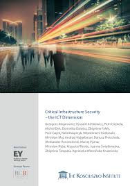 Inno Infr by Critical Infrastructure Security The Ict Dimension Pdf Download