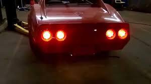 c3 corvette rear led lights