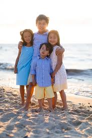 family photo session at ocean edge resort