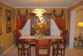 dining room u2013 accent draperys