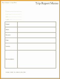 business trip report template 12 business trip report format sles besttemplates