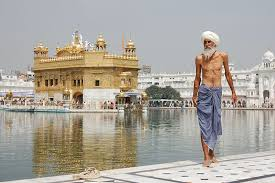 sikh pilgrim golden temple by awesome sketches on deviantart