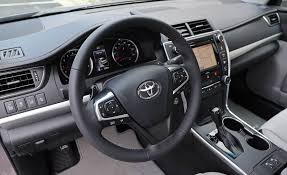 toyota camry 2017 interior 2017 toyota camry cars exclusive videos and photos updates