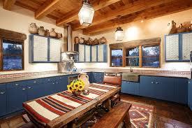 Santa Fe Style Interior Design by Santa Fe Hacienda By Chandler Prewitt Design Homeadore