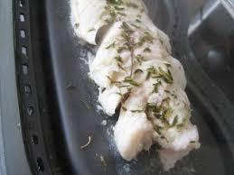 cuisiner filet de cabillaud filet de cabillaud à la vapeur recette ptitchef