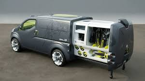 nissan nv200 nissan nv200 concept van first info revealed motor1 com photos