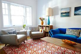 Brooklyn Interior Design Retro Style Comes To Life In Colorful - Interior design retro style