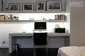 deco chambre bureau agréable deco couloir noir et blanc 9 chambre bureau en noir et