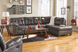 Ashley Furniture Leather Sofa by Ashley Furniture Leather Sectional Sofa 97 With Ashley Furniture
