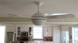 House Ceiling Fans by A Ceiling Fan In A House Stock Footage Video 5139563 Shutterstock