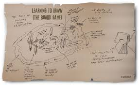 Drawing Games Board Game Teaching Tool Concept U2013 Learning To Draw Apophenia Inc