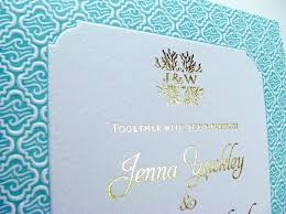 foil sted wedding invitations foil pressed wedding invitations toronto best wedding