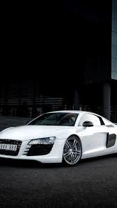 Audi R8 White - download wallpaper 750x1334 audi r8 white building iphone 6 hd