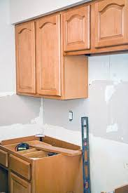 beautiful particle board cabinets got wet 16 particle board