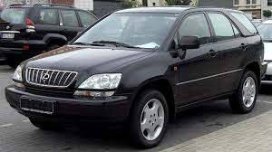 toyota lexus 2000 2000 lexus rx 300 information and photos zombiedrive