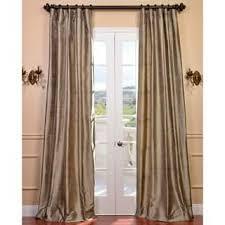 Thai Silk Drapes 120 Inches Silk Curtains U0026 Drapes Shop The Best Deals For Nov