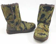 s green ugg boots ugg australia s camouflage boots ebay
