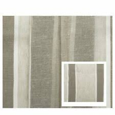Linen Voile Curtain Fabric Voile Striped Craft Fabrics Ebay