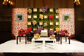 japanese wedding backdrop ballroom indian wedding reception the best of maharani weddings