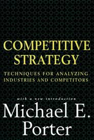 competitive strategy book by michael e porter official