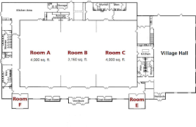 a floor plan floor plan options mt zion convention center
