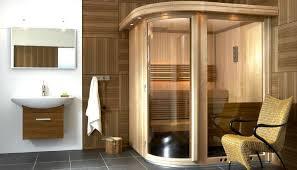 sauna in bagno sauna e bagno turco la casa diventa centro di benessere il tuo