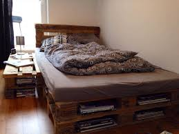 Bed Frames How To Make by Bed Frame How To Make A Bed Frame From Pallets Recycled Pllet