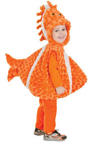 Walrus Halloween Costume Clown Fish Infant Costume Kids Costumes