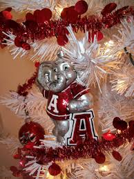 alabama christmas tree christmas decor