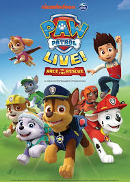 paw patrol live u0027race rescue u0027 announces tour stops