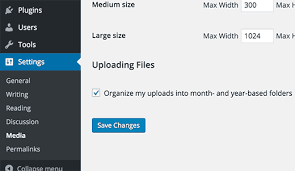 Organize Media by Where Does Wordpress Store Images On Your Site
