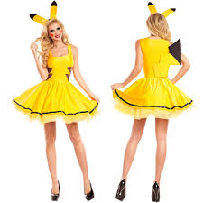 Woman Monster Halloween Costume by Online Get Cheap Halloween Pikachu Costume Aliexpress Com