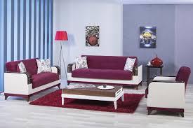 Burgundy Living Room Set Almira Living Room Set Golf Burgundy Buy At Best Price