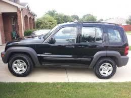 black jeep liberty 2004 jeep liberty black