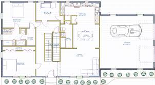 cape cod house plans open 1940s cape cod floor plans ideas
