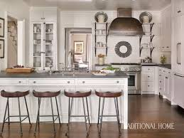 A Kitchen In Black And White Panda S House by Before And After Big Update For A Little Ranch House