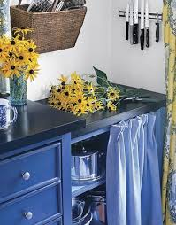 Kitchen Drawers Instead Of Cabinets 216 Best Decorating Curtains On Cupboards U0026 Under Sinks Images
