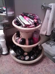 40 simple diy makeup organization and storage ideas e2 80 93 list
