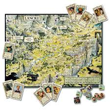 discworld map the witches discworld board terry pratchett books