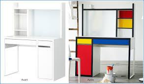 plateau bureau sur mesure bureau sur mesure ikea simple meuble de rangement de bureau pour