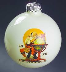 david grossman norman rockwell ornament at replacements ltd