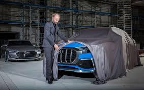 audi detroit audi teases q8 concept ahead of 2017 detroit auto